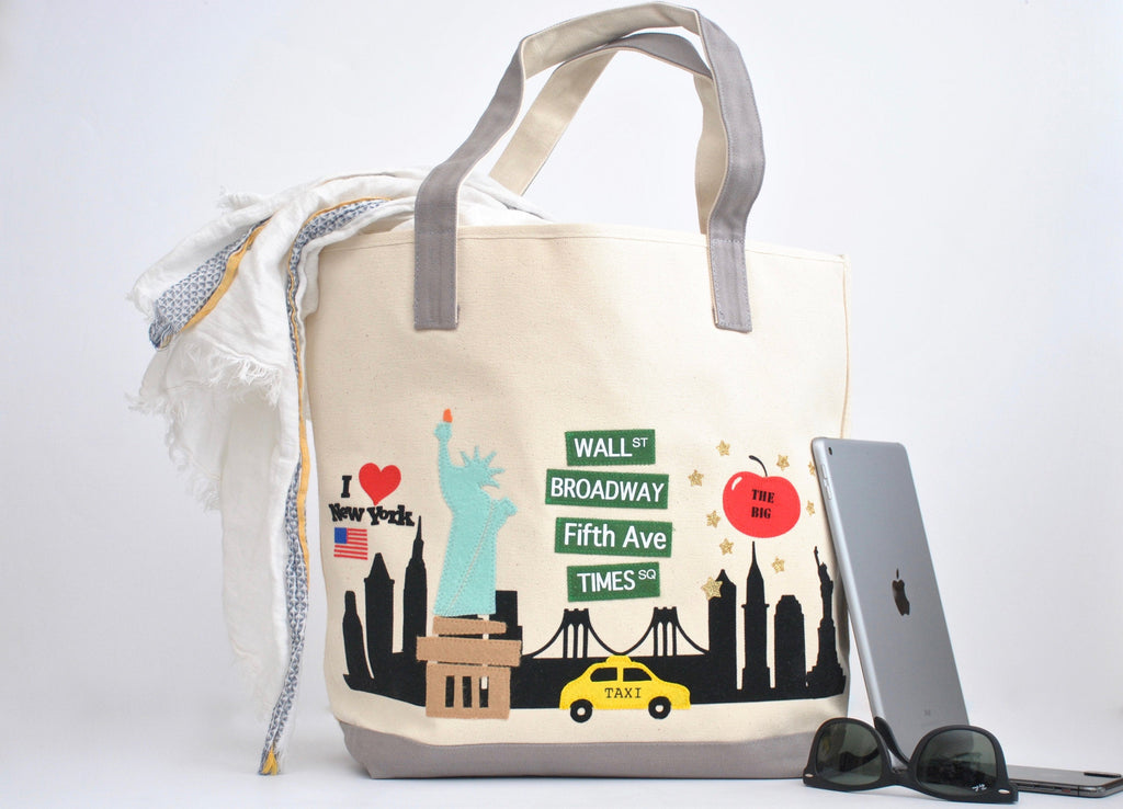 New York Tourist Tote and Hostess gift