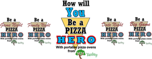 How to be a Pizza Hero