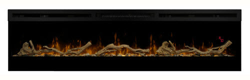 Driftwood kit for Dimplex XLF74 Ingnite XL Electric Fireplace