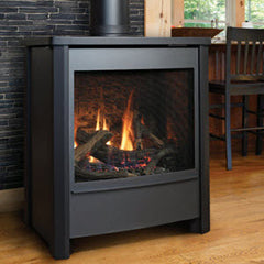 Kingsman FDV451 with Oak Log Set Flame Display