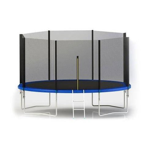 Image of 14' Trampoline with Safety Net
