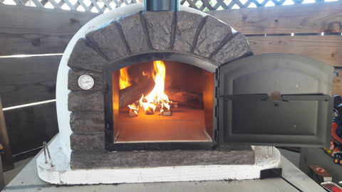 Image of Authentic Pizza Ovens - Famosi Pizza Oven