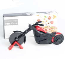 Motorcycle Stainless Steel Pizza Cutter
