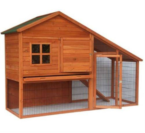 Image of Two Story Chicken Coop