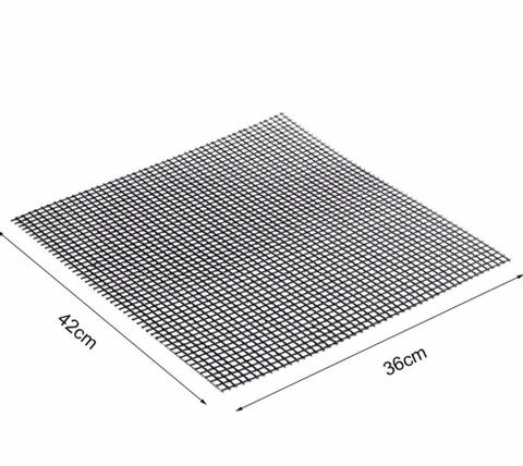 Image of BBQ Mesh Grill Mat