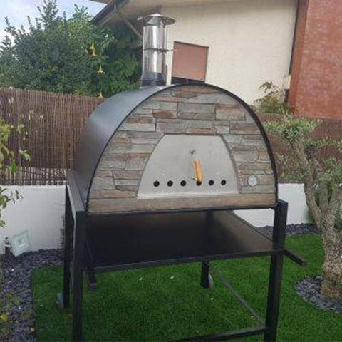 Image of Authentic Pizza Ovens Mobile Cart for Maximus Prime