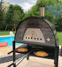 Authentic Pizza Ovens Mobile Cart for Maximus Prime