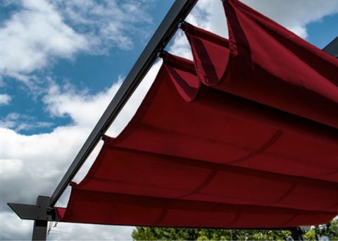 Image of Aluminum Outdoor Pergola