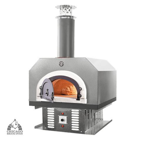 Image of CBO-750 Commercial Countertop Gas and Wood-fired Pizza Oven