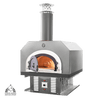 CBO-750 Commercial Countertop Gas and Wood-fired Pizza Oven
