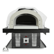 Chicago Brick Oven CBO-750 Gas/Wood Hybrid DIY Pizza Oven Kit