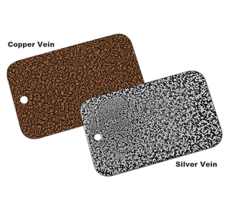 Chicago Brick Oven CBO-750 Mobile - Copper Vein coloring