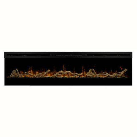 Image of Driftwood kit with river rocks for Dimplex XLF74 Ignite XL 74""