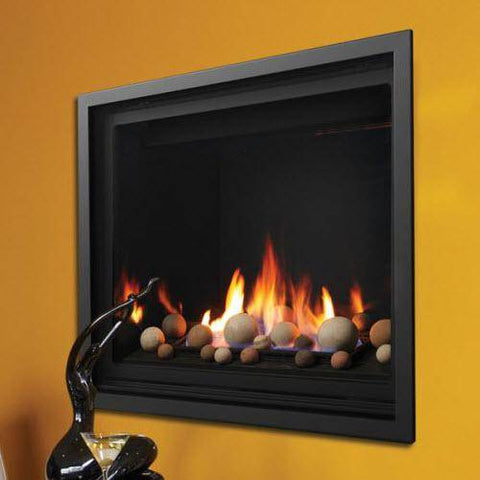 Kingsman ZCV42 Zero Clearance Direct Vent Gas Fireplace