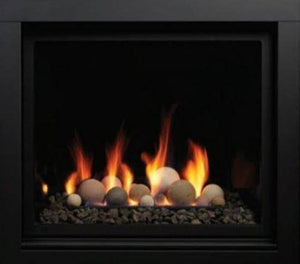 Kingsman ZCV39 Zero Clearance Direct Vent Gas Fireplace