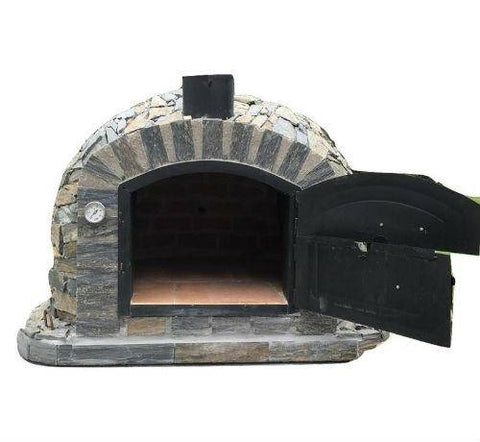 Image of Lisboa Authentic Pizza Oven - Stone Finish