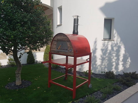 Image of Authentic Pizza Ovens Maximus Arena