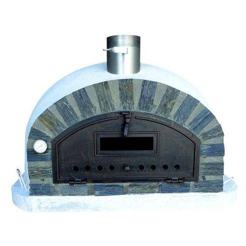 Premium Pizzaioli Pizza Oven with Stone Arch