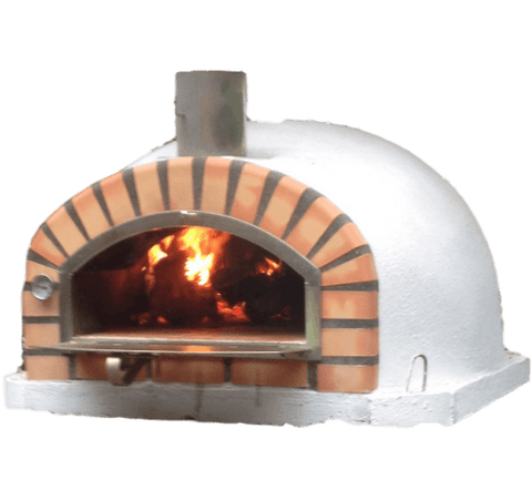 Image of Pizzaioli Authentic Pizza Oven - Terracotta Arch
