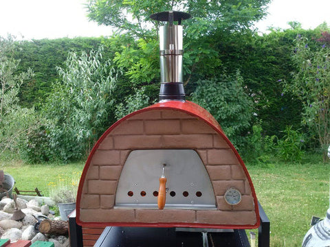 Image of Authentic Pizza Ovens Maximus Prime