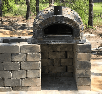 Authentic Pizza Ovens - Pizzaioli with Stone Body