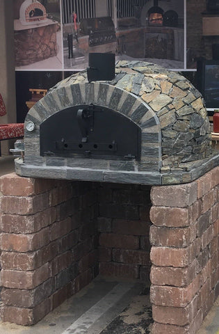 Image of Authentic Pizza Ovens - Pizzaioli with Stone Body