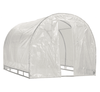 Weatherguard 8' x 12' Round Top Greenhouse
