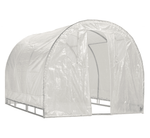 Weatherguard 6' x 12' Round Top Greenhouse