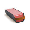 Una Grill - Portable Charcoal Grill - Strawberry Red