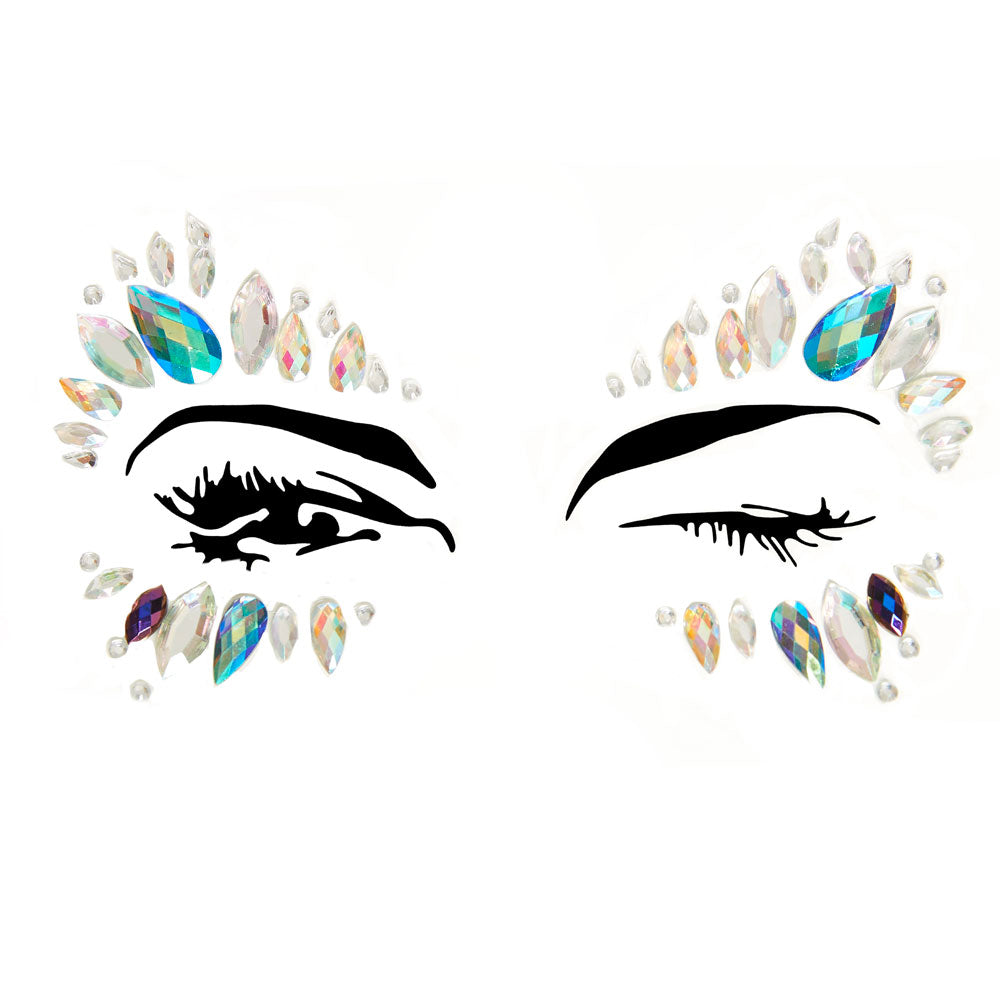 Calypso Eye Jewels Sticker EYE003