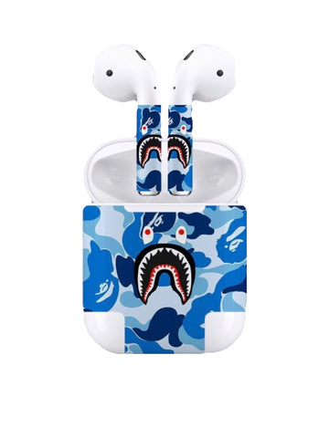 DRIPPY PODZ - BAPE Shark inspired