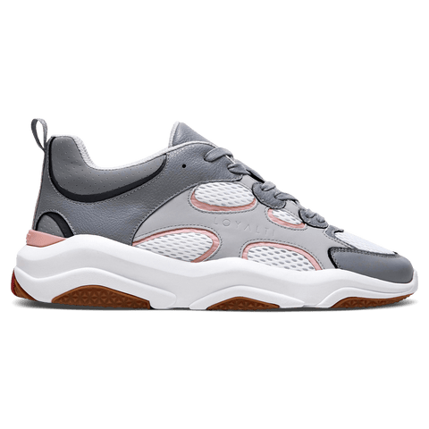 Protector Trainer - White / Grey / Pink