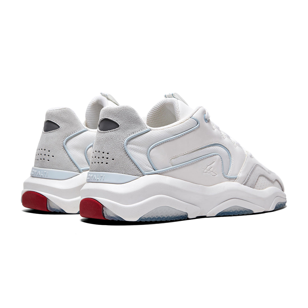 Allegiance Ice Trainer - White / Ice Blue