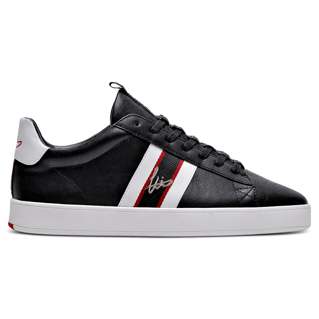 Legit Cup Webbing Trainer - Black / Red / White