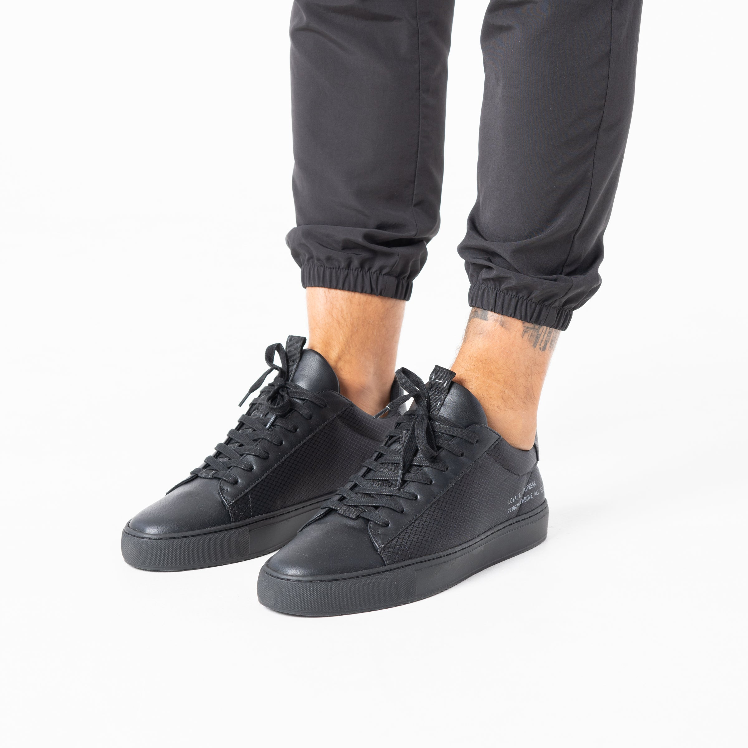 Heritage Trainer - Black