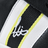 Legit Cup Webbing Trainer - Black / White / Lime