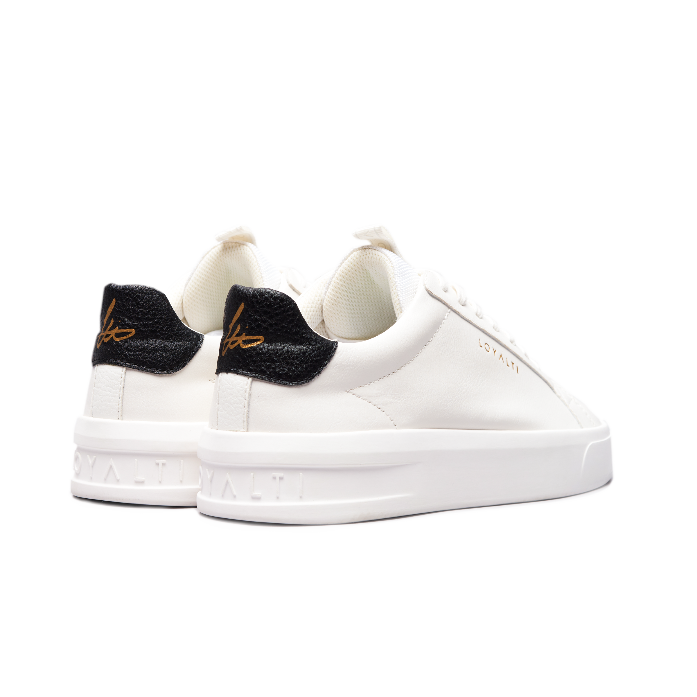 Firenzi Trainer - White / Black