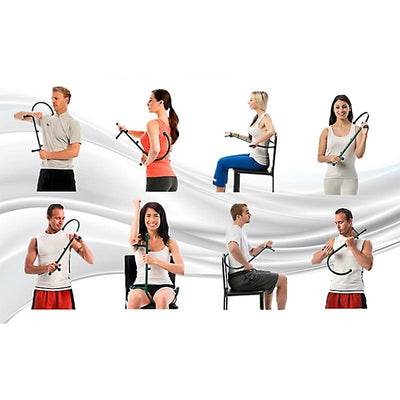 BodyWellness™ Trigger Point Self Massage Cane-Massage & Relaxation-InspiredBeing