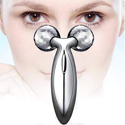 3D Massage Roller, V- Shape Face Massage