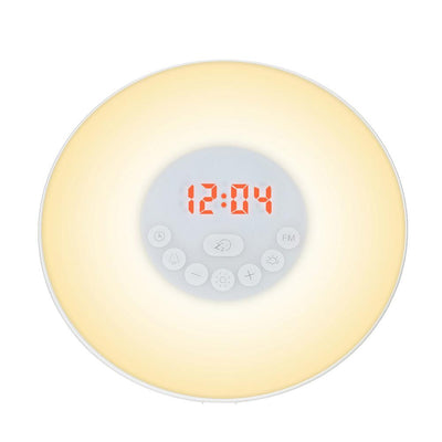 Natural Light Medical Alarm Clock-Alarm Clocks-InspiredBeing