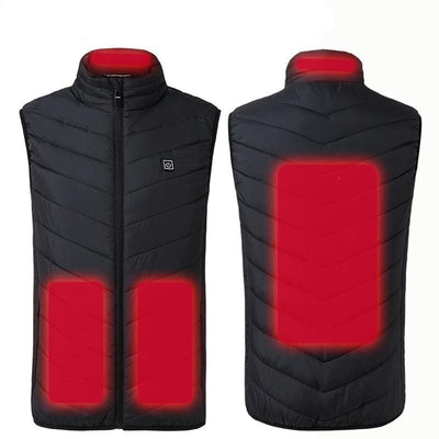 HeatVest Unisex Warming Heated Vest Jacket