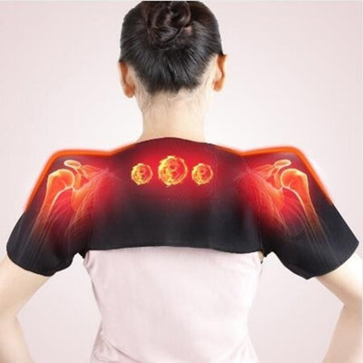 Shoulder Heating Pad, Neck & Shoulder Heating Wrap For Pain Relief