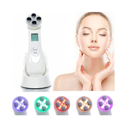 5 In 1 LED Skin Tightening Wand