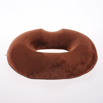 Hemorrhoid Pillow | Relief for Coccyx, Ulcer, and Tailbone Pain, Donut Pillow For Hemorrhoids
