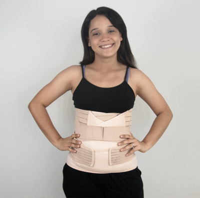 3 Piece Postpartum Support Belly Band