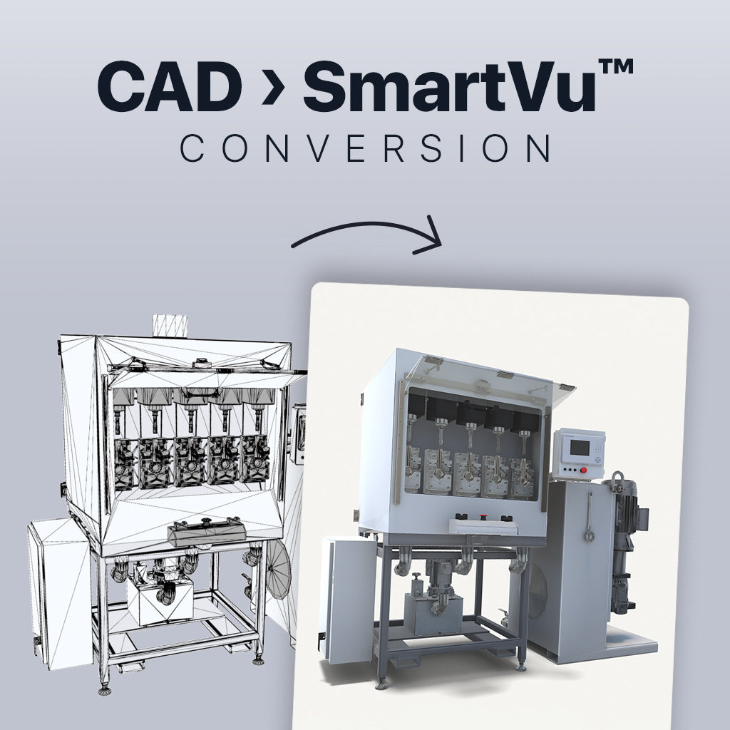 CAD File to SmartVu™ Conversion