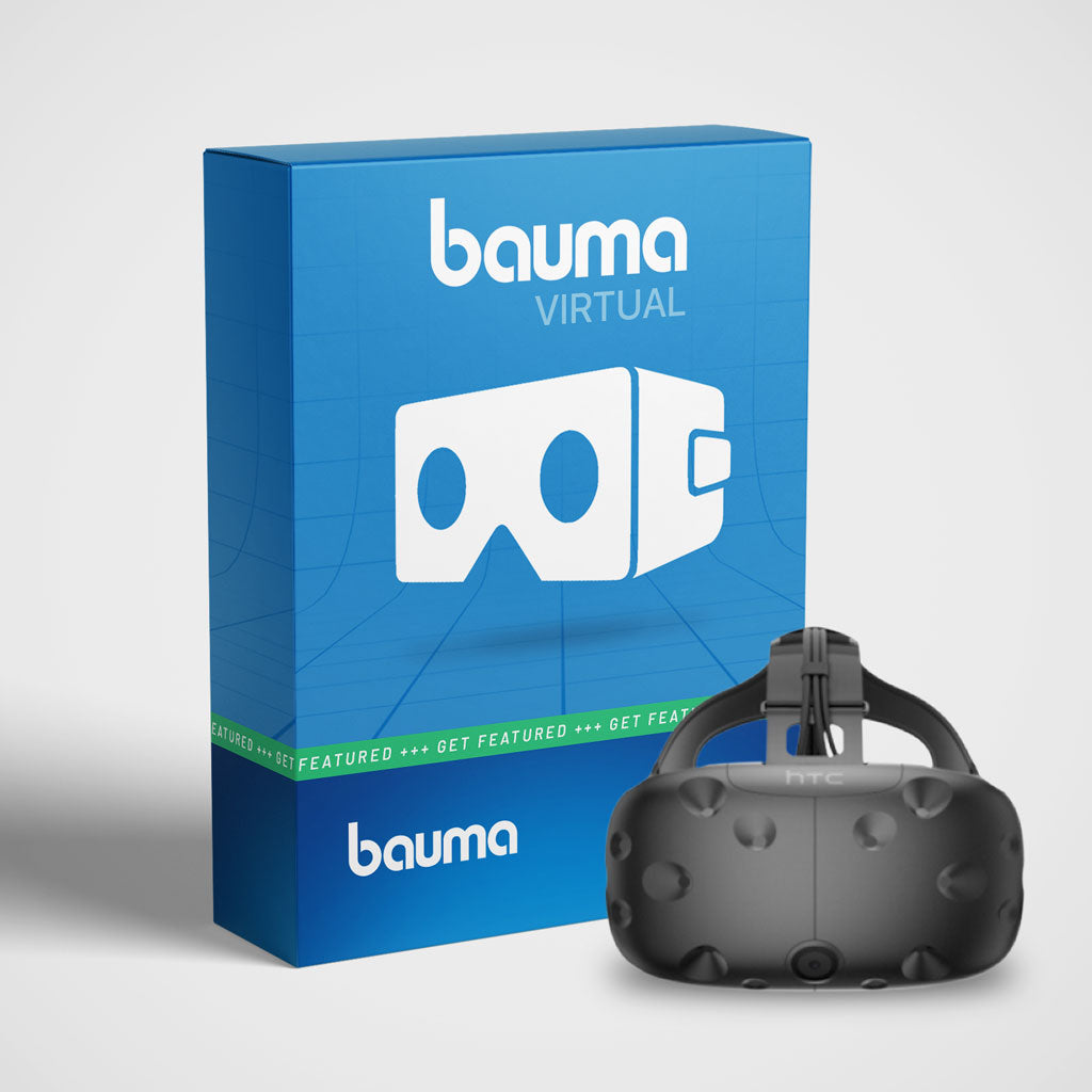 Bauma 2019 – VIRTUAL Bundle