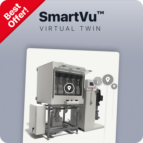 Starter Package: 1x SmartVu™ Creation – VUFRAME® Studio account included for FREE