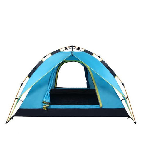 Camel Crown 2/3 Man Fast Pitch Dome Tent