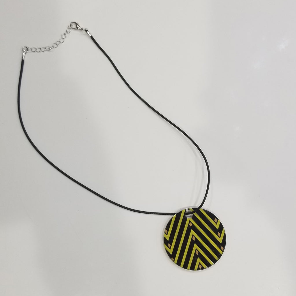 Lucite Necklaces (2)